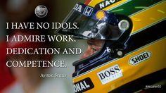 The Legend, Ayrton Senna