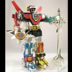 What transformers used to look like