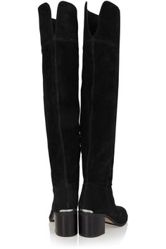 MICHAEL Michael KorsPaulette suede over-the-knee boots