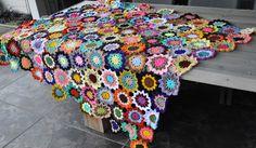 Japanse Bloemenplaid
