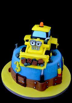 Scoop, Bob the Builder Cake