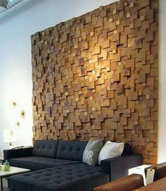 99 Inspiring Modern Wall Texture Design for Home Interior Modern Furniture Toronto, Classic Furniture, Wall Texture Design, Wood Texture, Diy Wand, Into The Woods, Minimalist Home Decor, Modern Minimalist, Textured Walls