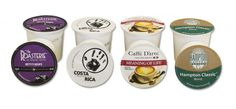 Polypropylene coffee pods offer key benefits compared to polystyrene