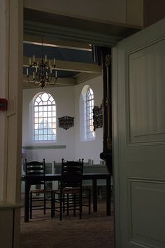Schokland, kerkinterieur 2 by Quistnix!, via Flickr