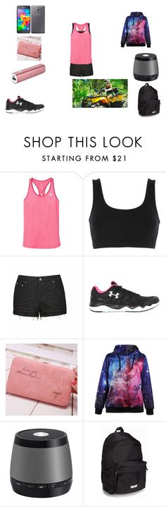 """Four wheeling"" by thatbitch4ever on Polyvore featuring adidas, adidas Originals, Ally Fashion, Samsung, Under Armour and DAY Birger et Mikkelsen"