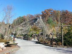 Dollywood Theme Park 2013