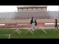 PenultimateTakeOffDrill.mpg - YouTube Triple Jump, Track Workout, Track And Field, Athletics, Sport, Youtube, Deporte, Sports, Track