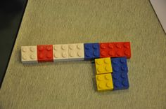 Lego flag - France