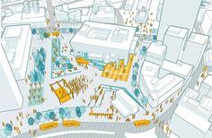 #PlazaPlus-Boston-City-Hall-Programming-Drawing