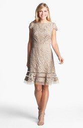 Tadashi Shoji Textured Lace Dress Mother of the Bride dress?
