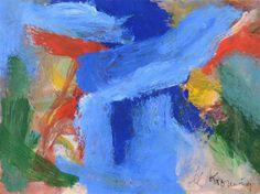 Willem de Kooning, Abstraction
