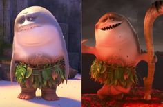 """Believing shark head Maui is the best Maui: 