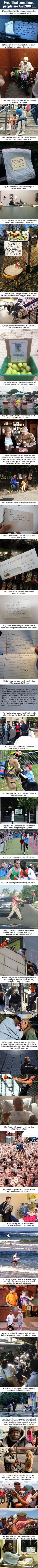Proof That Sometimes People Are Awesome... -   Misc