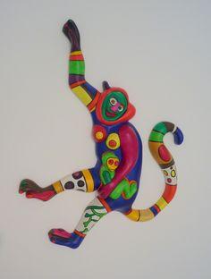 V & M: Niki de Saint Phalle Exhibition in Glasgow Jean Tinguely, Art Sculpture, Sculptures, French Sculptor, Exhibition, Dutch Artists, Teaching Art, Projects For Kids, Glasgow