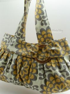love this purse #pattern #etsy $8