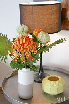 Home styling packages include beautiful accessories