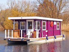 Hausboot BunBo 1000 ähnliche tolle Projekte und Ideen wie im Bild vorgestellt findest du auch in unserem Magazin