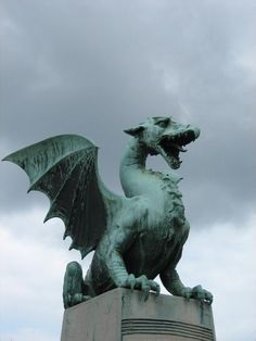 Dragon,  Slovenia