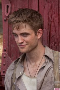 Rob in Water for Elephants
