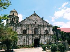 Oldest Church at Bolinao Pangasinan Philippines  #heritagetrip #chuchvisittime #roadtripisfuninphilippines Philippines, The Good Place, Scenery, Mansions, Nice, House Styles, Building, Places, Travel