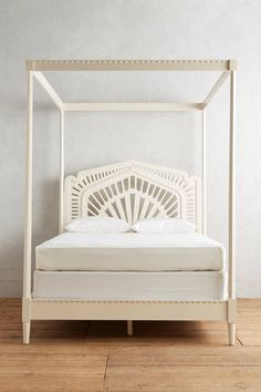 Lacework Bed | Anthropologie