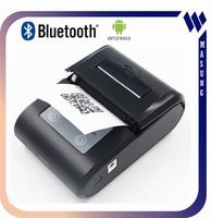 Battery Powered Mini Thermal Bluetooth Portable Printer compatible with Android Portable Printer, Thermal Printer, Bluetooth, Android, Pos, Cakes, Mini, Blue Tooth, Pastries