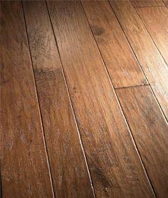 My beautiful and very forgiving flooring!  Bella Cera Forli Hickory.