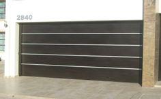 portones rusticos portones metalicos para portones cocheras portones ...