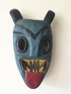 Mexican Dog Mask by KatamariBox on Etsy
