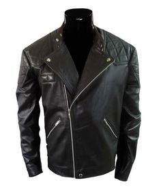 Outstanding Leather Jacket for Gaming Boys. World Leather Outfitters Presented Metal Gear Solid 5 Snake Leather Black Jacket. Made from Synthetic Leather, Available at Our Online Store.ORDER NOW!!!     #metalgearsolid5 #snakeleather #fashionable #jacket #stylis #boyfashion #menfashion #game