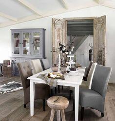 1000 images about sfeervolle stoelen on pinterest for Eetkamerstoelen landelijk interieur