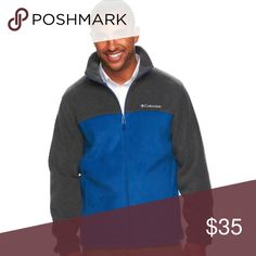 🆕Columbia Fleece Jacket COLUMBIA FLEECE JACKET PRODUCT FEATURES Midweight insulation for comfort in colder conditions Soft fleece construction Zip front 2 zippered hand pockets Long sleeves.                                                            💯 Brand Authentic.                                                 🖲 Use offer button to negotiate.                               ✅ Bundle for discount. Columbia Jackets & Coats