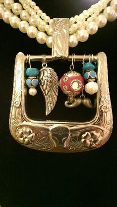 Buckle Repurposed, Western Belt Buckles, Belt Buckle Jewelry, Repurposed Works, Western Belts, Art Jewelry, Buckle Jewels, Repurposed Jewelry