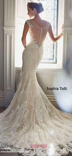 GORGEOUS!!! Strapless Wedding Dresses 2016