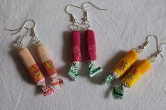 Kawaii, Miniature Food, Snapchat, Creations, Miniatures, Drop Earrings, Clothing, Jewelry, Stud Earrings
