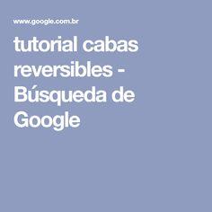 tutorial cabas reversibles - Búsqueda de Google