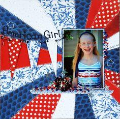 American Girl - Scrapbook.com