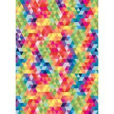 Prism Wrapping Paper