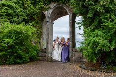 Wedding at Clan Donald Skye
