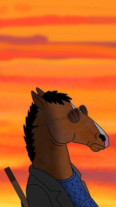 BoJack Horseman Wallpaper - Best of Wallpapers for Andriod and ios Cartoon Cartoon, Trippy Painting, Tumblr Art, Bojack Horseman, Animation Series, Comic Character, Iphone Wallpaper, Horses, Fandom