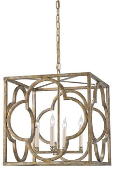 Cosette Lantern, this one is really nice two would work over island.