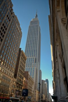 All sizes | HDR of the Empire State Building | Flickr - Photo Sharing!