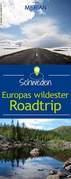 Wir nehmen euch mit auf einen Roadtrip durch Schweden.