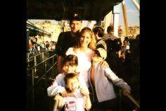 Jessie James Decker ~daddy Steve, mama Karen, sister Sydney, and brother John