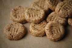 Healthy no bake peanut butter cookies