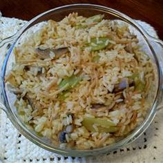Armenian Rice Pilaf Recipe