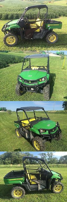 John Deere 550  Gator  New demo unit    #136432... - Exclusively on #priceabate #priceabatePowerSportsATVsUTVs! BUY IT NOW ONLY $8100