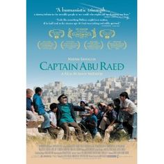 """Captain Abu Raed (2007)  A discarded airline pilot's cap turns a janitor into a raconteur and a """"world traveler"""" for a group of impoverished local children in the heart-warming and award-winning Jordanian film. This is the first feature film produced in Jordan in over 50 years and it has won a host of international awards, including the Audience Award in the World Cinema section of the 2008 Sundance Film Festival."""