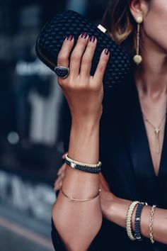 VivaLuxury - Fashion Blog by Annabelle Fleur, featuring #LAGOSJewelry.  #GiveWithWonder  #MyLAGOSMyWay