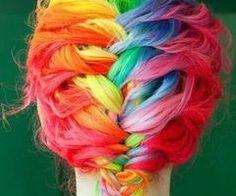 """sunshine lollipops & rainbows :)"""